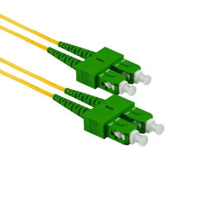 2M SC/APC auf SC/APC Duplex OS2 SMF