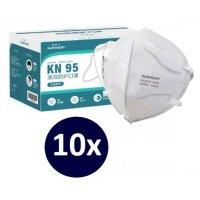 Protective masks KN95 FFP2 10erBox
