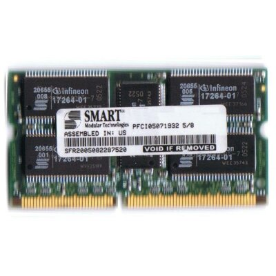 SM572648578DR3RMC0 512MB SO DIMM ECC PC100
